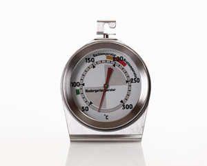 Backofenthermometer Funktion und Aufbau