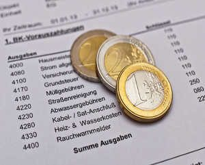 Mietnebenkostenabrechnung - Nebenkostenabrechnung