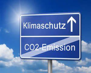 CO2 Kohlendioxidbildung Treibhausgas