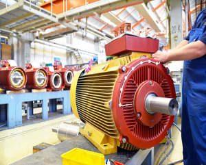 Gleichstromantriebe Elektromotor