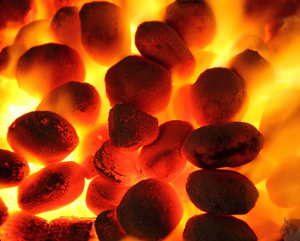 Kohlekessel - Kohleheizkessel