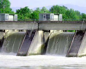 Laufwasserkraftwerk, Wasserkraftwerk