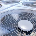 Luftheizung für Gebäude