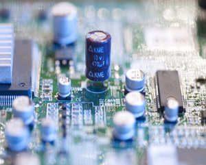 Kondensatorladung - Kondensator