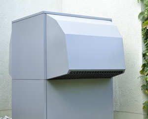 Luftwärmepumpen zum Heizen